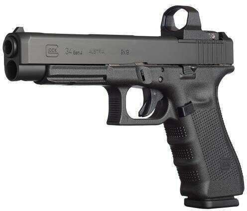 Pistol Glock Model 34 MOS 9mm Luger 17rd PG3430103MOS