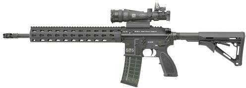 "Rifle Heckler & Koch HK MR556 A1 Semi-Auto 5.56 NATO 16.5"" 30+1 4-Position Stock Black CR556A1"
