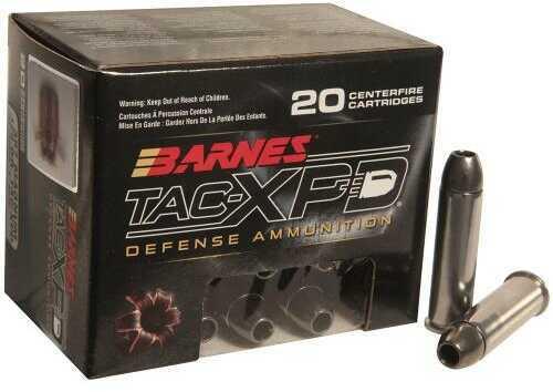 Barnes Bullets Barnes 357 Mag 125Gr TAC-XP Defense 20 Rounds Ammunition 21550