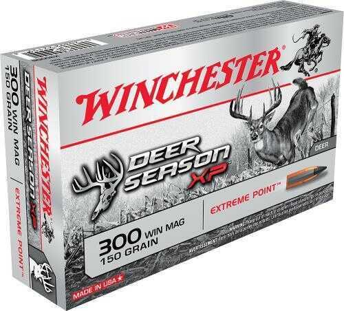 Winchester Deer Season XP 300Win 150Gr Poly 20/10