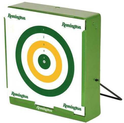 Remington Rem Airguns 89331 Pellet Catcher w/Five Targets Wall Mount/Standing Lead Pellets