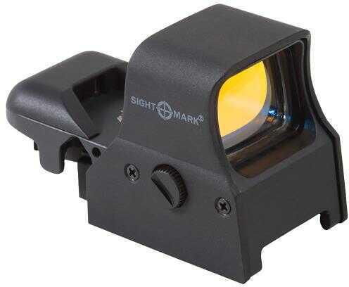 Sightmark Sm14000 UltraShot 1x34mm 4 Pattern Red Reticle Clamshell Pack Black Md: SM14000