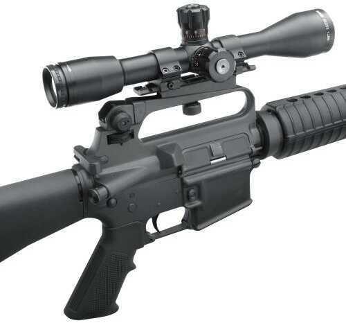 B-Square 18526P Optic Mount For Colt AR-15/16 Picatinny Style Black Matte Finish