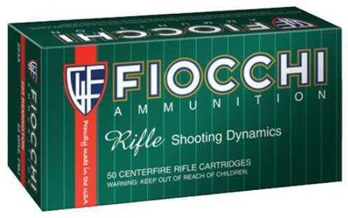 Fiocchi Ammo FIOCCHI 2506HSA 25-06 REM 117GRS SST 20ROUNDS