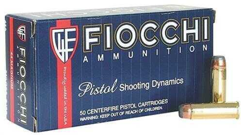 Fiocchi Ammo FIO 44Mg 240 JHP 50/10 44D500