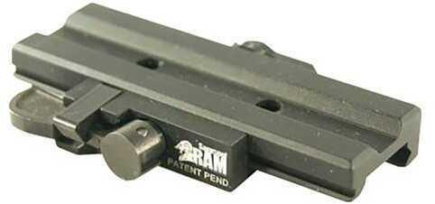 Samson Manufacturing Corp. Samson Ram-ACOG Picatinny Rail Mount Trijicon ACOG Quick Release Aluminum Black
