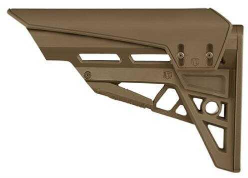 Advanced Technology Intl. Advanced Technology TactLite AR-15 Mil 6Pos Reinforced Polymer FDE B2202216