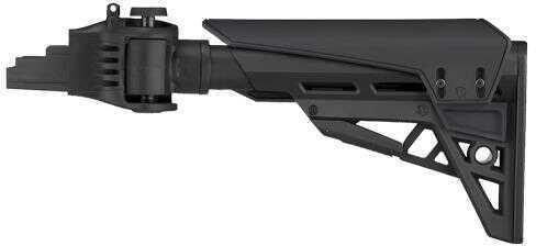 Advanced Technology Intl. Advanced Technology Strikeforce AK47 Polymer Folding Six Pos Stock Black B2101226
