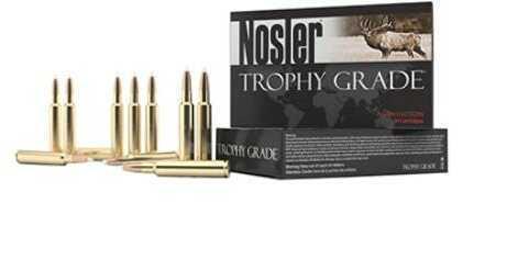 Nosler Ammunition 260 Remington 130 Grains Accubond Trophy Grade 20