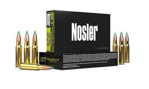 Nosler Nos 40068 Trophy 3006 125 BT 20/10