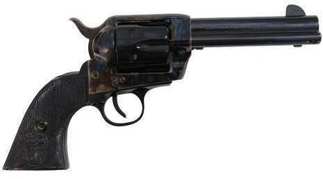 "Traditions 1873 Black Eagle 45 Colt 4.8"" Barrel 6 Rounds Black PVC Grips Blued Revolver SAT73002BEA"