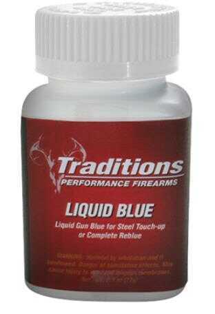 Traditions A1880 Liquid Blue Blueing Liquid 2.7 Oz