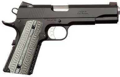 "Ed Brown AE-SS-G4 Alpha Elite Gen4 Single Action 45 ACP 5"" Barrel 7+1 Rounds Polymer Grip Black Finish Semi Auto Pistol AESSG4"