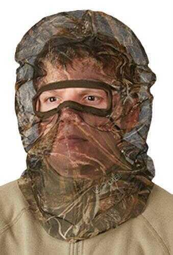 Hunter Specialties Hunters Specialties Flex Form II Head Net, Realtree Max-5