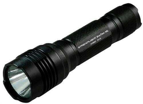 Streamlight 88054 ProTac HL USB/AC Black 85/350/850 Lumens Rechargeable Lithium