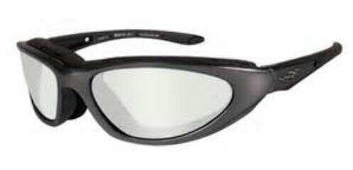 Wiley X Inc. Wiley X Eyewear 552 Blink Shooting/Sporting Glasses Black Frame/Smoke Lens