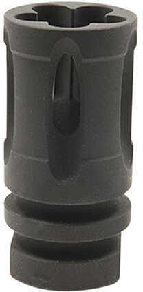 "VLTOR VCA2 Compensator 5.56mm 1/2"" x 28 TPI Closed Bottom Steel Black"