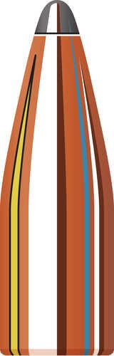 Hornady Bullets .224 55gr SPSX 100 pcs
