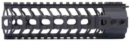 """Spike's Tactical Spikes SAR3207 SAR3 Quad Rail AR-15 7"""" Black"""