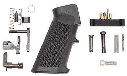 Spike's Tactical Spikes SLPK101 Lower Parts Kit Standard AR-15 Multi-Caliber Black