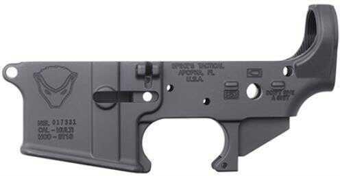Lower Reveiver Spike's Tactical Spikes Stripped Lower Honey Badger AR-15 Multi-Caliber Black STLS020