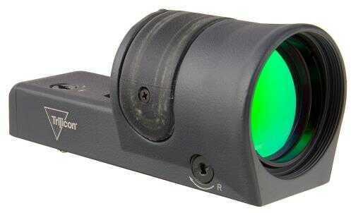 Trijicon 42mm Reflex 4.5 MOA Green Dot Reticle With TA51 Flattop Mount