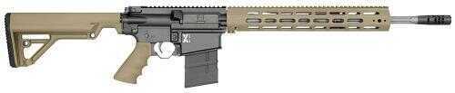 "Rock River Arms LAR-8 X-Series 308 Winchester 18""Barrel 20+1 Rounds Car Tan Stock Black Receiver Semi-Auto Rifle X308A1751T"