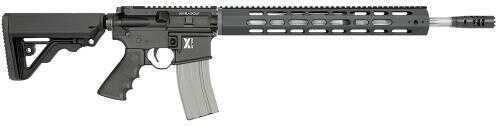 "Rock River Arms LAR-300 X-Series 300 AAC Blackout 18"" Barrel 30+1 Rounds Carbine Stock Black Semi-Auto Rifle XBLK1751B"