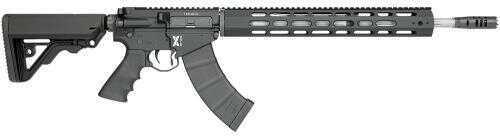 """Rock River Arms Rifle Rock River LAR-47 X-Series SA 7.62x39 18"""" 30+1 Carbine Stock Black XAK1751B"""