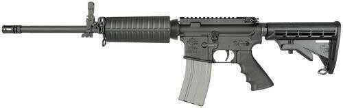 "Rock River Arms LAR-15 Tactical CAR A4 FS Semi-Automatic Rifle 223 Remington 16"" Barrel 30+1 Rounds 6 Position Stock AR1201"