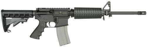 "Rock River Arms LAR-15 Tactical CAR ERGO CLB 223 Remington 16"" Barrel 30+1 Rounds Black Stock Semi-Automatic Rifle AR1207"