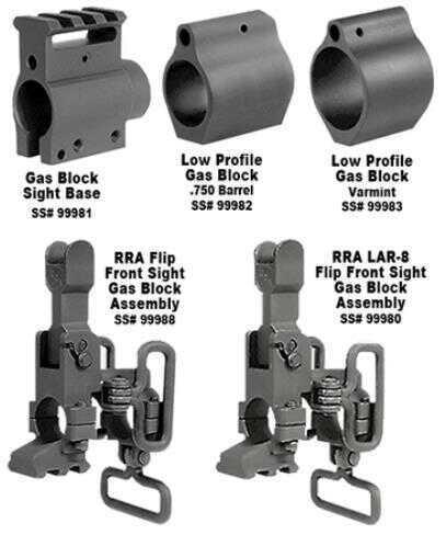 Rock River Arms Rock AR0122LpASY Lp Gas Block .750 DIA