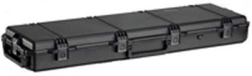 "Storm Archery iM3300 Case Black - With foam - Wheels 50.5"" x 14"" x 6"" Airline approved - HPX Resin body - Vortex p IM330000001"