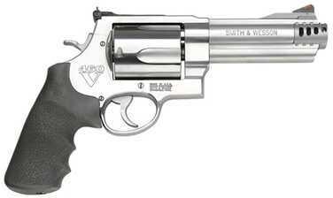 "Smith & Wesson 460 Revolver 460 S&W Magnum 5"" Barrel 5 Capacity 163465"