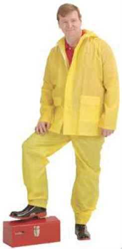 Tex Sport Texport Vinyl Rainsuit Medium 3-Pc Yellow 33272