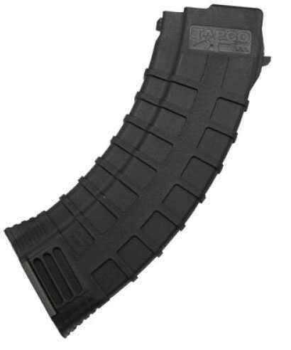 Tapco, Inc. Mag Intrafuse 7.62X39 30 Rounds Black AK MGTINMag0630Blk