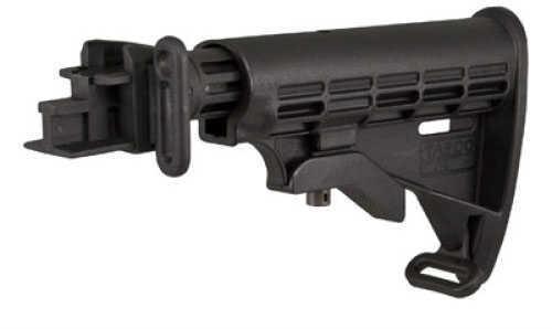 Tapco AK T6 Collapsible Stock Black STK06160-BK