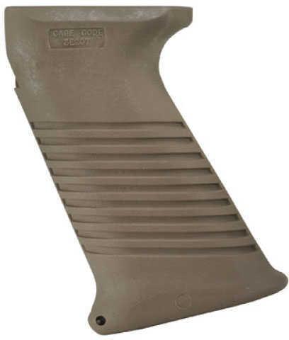Tapco AK Intrafuse SAW Pistol Grip Dark Earth STK06220-DE
