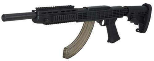 Tapco Intrafuse 10/22 Tactical Trainer Black STK63161-BK