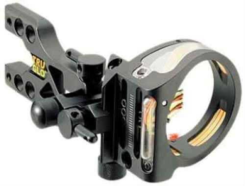 Truglo Tru-Site Xtreme Micro Sight RH/LH Black 5 Pin .019'' W/Light
