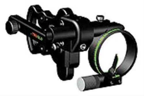 Truglo Bow Sight Pendulum Range Rov Black 1-Pin .040 Tfo TG701T