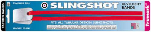 Trumark RRT Tapered Sling Shot Bands RR-T