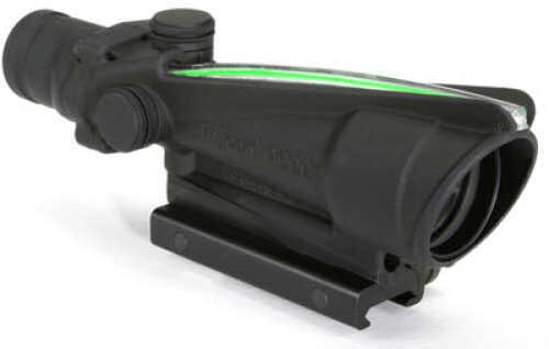 Trijicon ACOG 3.5x35 Dual Illuminated Green Chevron 223 Ballistic TA11F-G