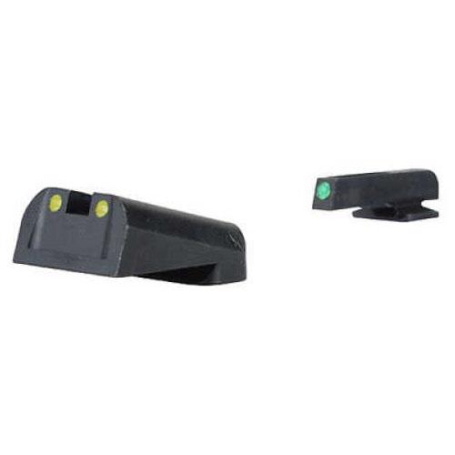 Truglo TFO Set Kimber Yellow Rear Sight HGUN TG131KTY