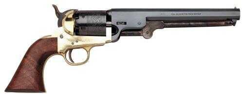 Taylor/Pietta 1851 Navy Brass Frame  36 Caliber 7 5