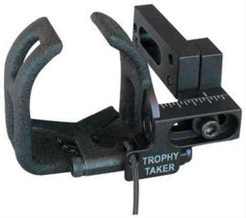 Trophy Taker Arrow Rest X-Treme Fc Black RH Top Slot 1110