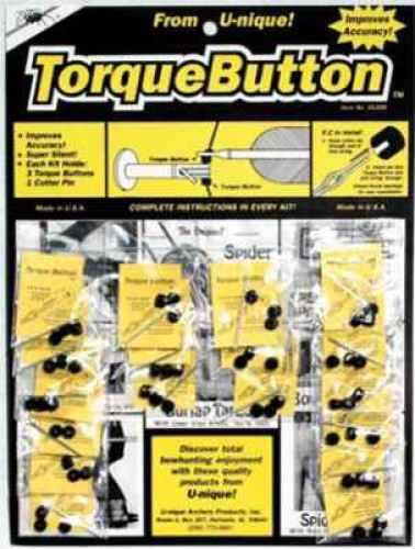 U-Nique Archery U-Nique Torque Buttons Bulk 100/Pack 01201