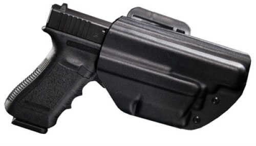 Viridian Weapon Technologies Belt Holster Fits Viridian equipped Glocks - Belt or Paddle - Designed for Viridian GLK' GLOCK KYDEX