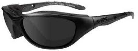 Wiley X Inc. Wiley X Black Ops Sunglasses Airrage Smoke Grey/Matte Black Md#: 694