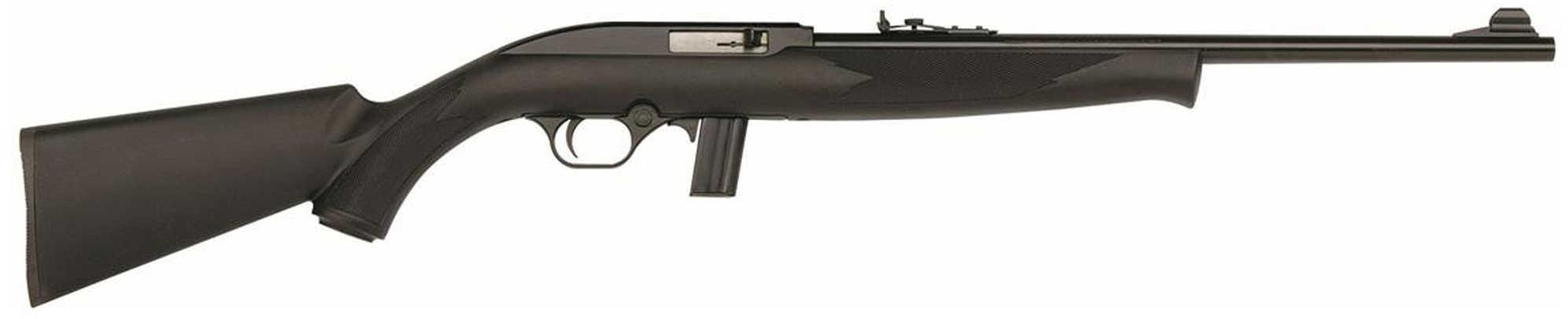 "Mossberg 702 Plinkster 22 Long Rifle 18"" Barrel 10 Round Blued Synthetic Bantam Semi Automatic Rifle 37000"